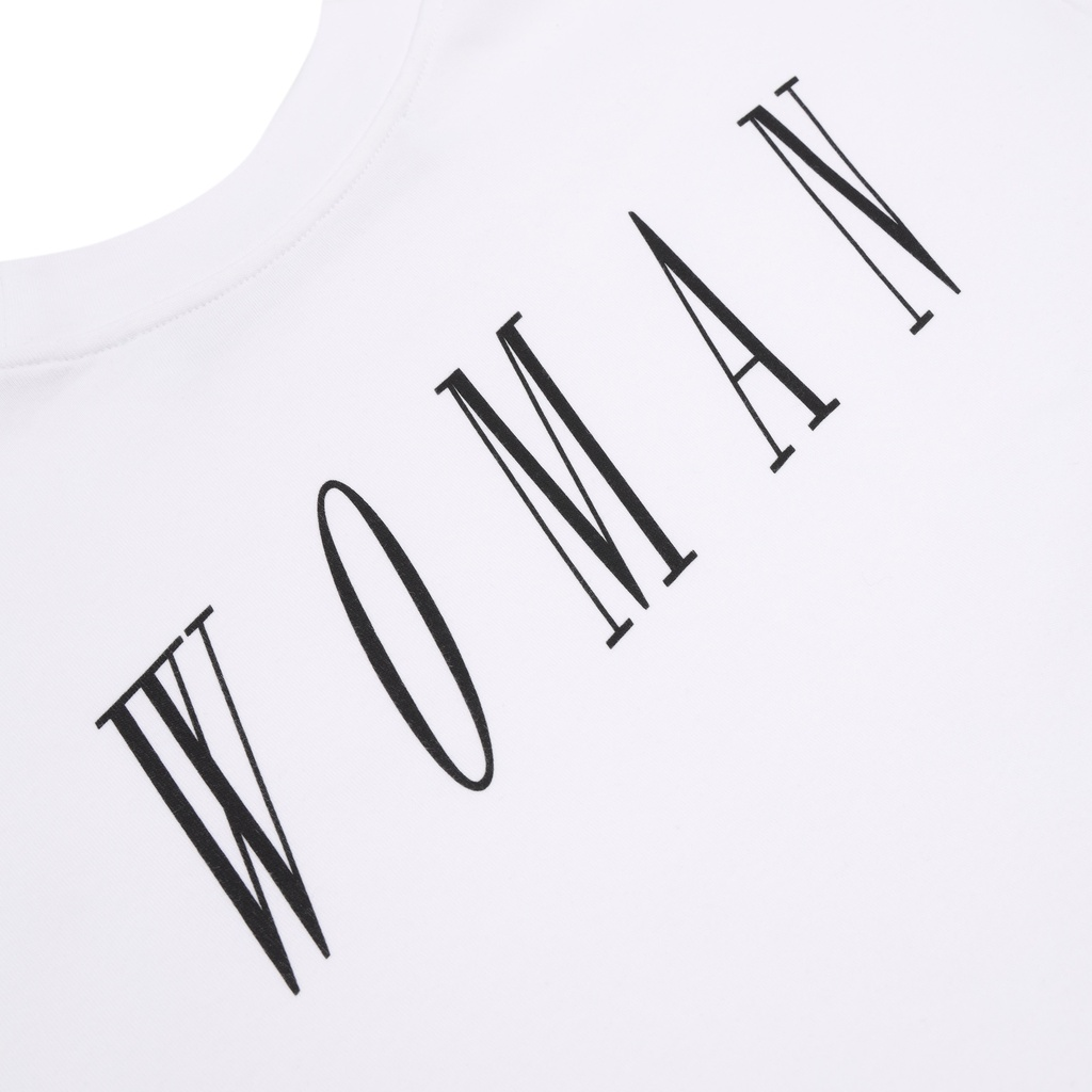 OFF WHITE LADY T-SHIRT